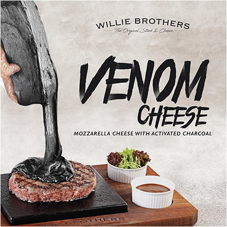 Venom Cheese