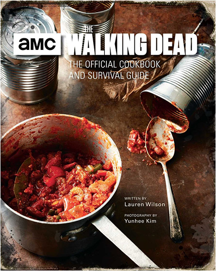 The Walking Dead Official Cookbook