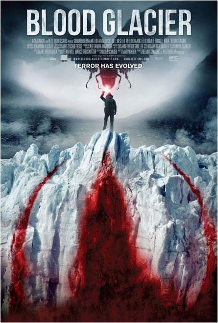 Blood Glacier (The Station)