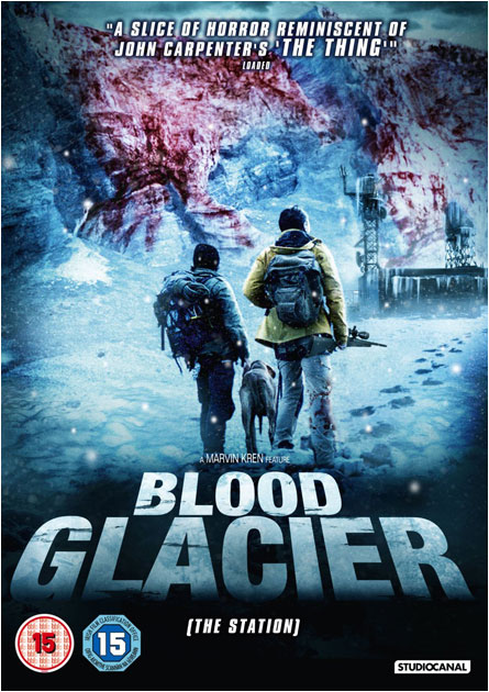 Blood Glacier (The Station)