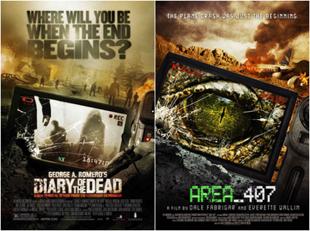 Diary of the Dead / Area 407