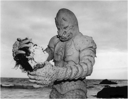 The Monster of Piedras Blanchas