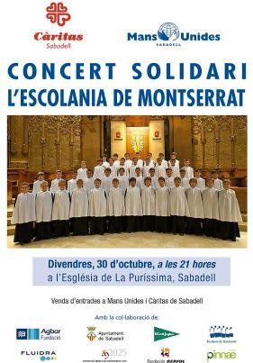 cartell concert puríssima sabadell