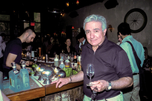 Dale Degroff, aka King of Cocktail, invented the cosmopolitan