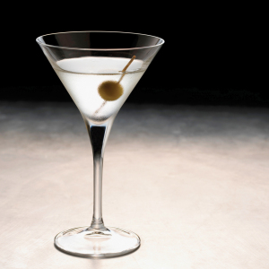 James Bond made the martini popular