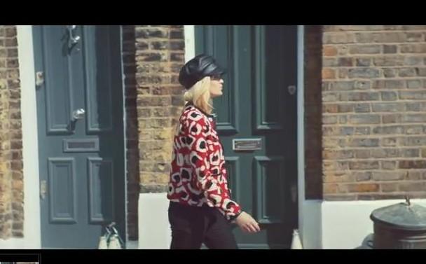 Say Lou Lou star in Gucci's Pre-Fall fashion film
