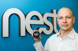 Tony Fadell founded Nest in 2010 and began working out of a garage in Palo Alto
