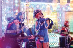 The Robot Restaurant features sexy dancers, moving machines, music, pandas and dinosaurs