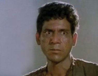 Om Puri speaks volums with his silence in Aakrosh