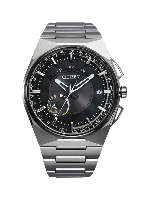 *Citizen Eco-wave Satellite Wave F100