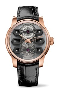 *Girard-Perregaux Neo-Tourbillon with Three Bridges