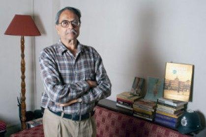 Mumbai Police Historian Deepak Rao
