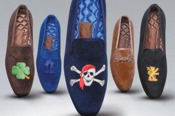Mathew Cookson shoes