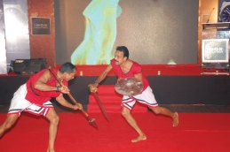 11)-Kalaripayattu-Dance-wearing-INOX-watch