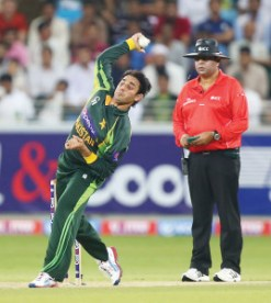 Saeed Ajmal has now been told he bends his arm more than twice the amount allowed