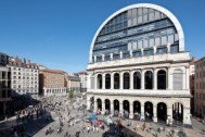 The Opera Nouvel is named after French architect Jean Nouvel