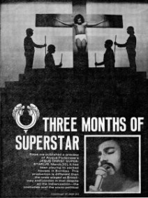 Coverage for JCS in the Junior Statesman in 1974