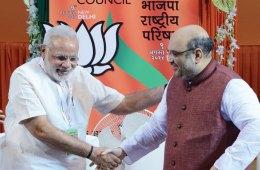 The invincibles – Narendra Modi & Amit Shah