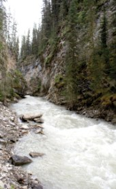 The Rockies are noted for being the source of several major river systems