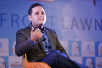 Amish Tripathi at ZEE JLF