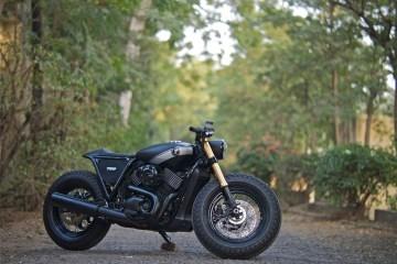 Custom Harley-Davidson Street 750 by RCM - Phase 1 (4)
