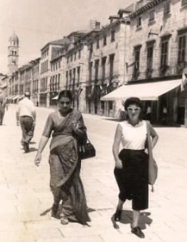 PU-003-Qudsia-Zaidi-in-Yugoslavia-in-early-1950s