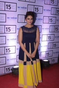 Huma Qureshi at Manish Malhotra's show
