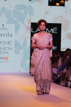Dia Mirza for Anavila