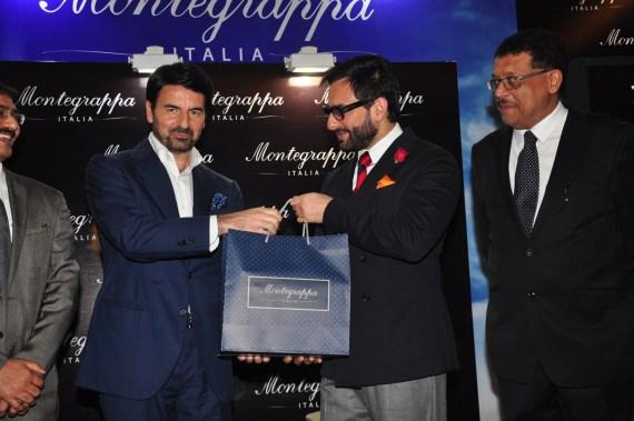 Saif Ali Khan Montegrappa Mumbai 1