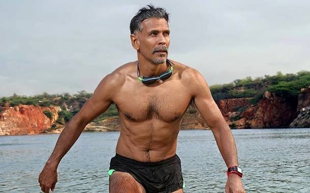 Learning to Run from Milind Soman
