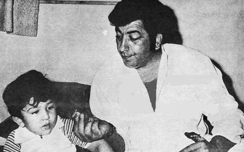 Amjad Khan's Piece Of Advice To His Son Shadaab Khan