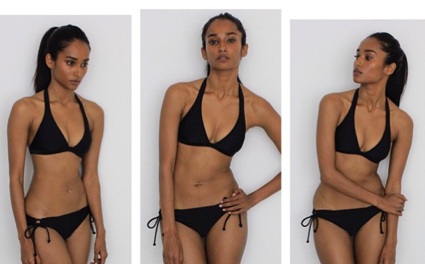 Indian models big boobs nude