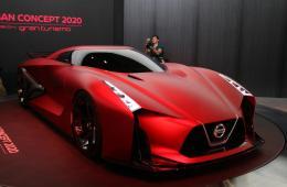 Nissan Concept 2020-2