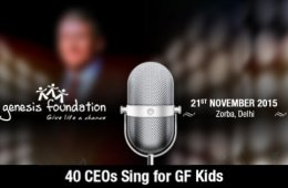 CEOs Sing For GF Kids