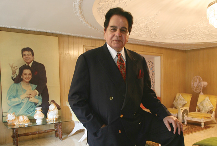 """The new identity as Dilip Kumar had a liberating impact on me"""
