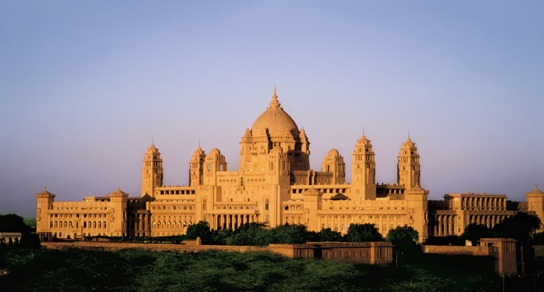 Reasons that Make Umaid Bhawan Palace the 'Best Hotel in the World'