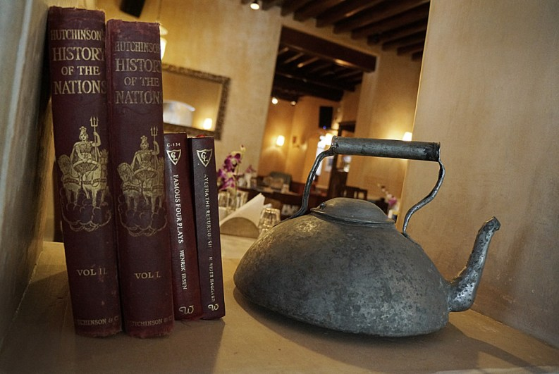 Arch room kettle and history of the nation