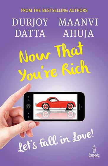 Now that you're rich- Durjoy Dutta