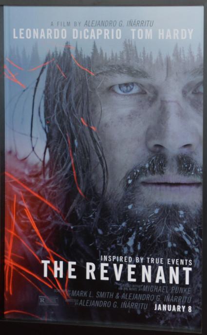 The big winner, The Revenant