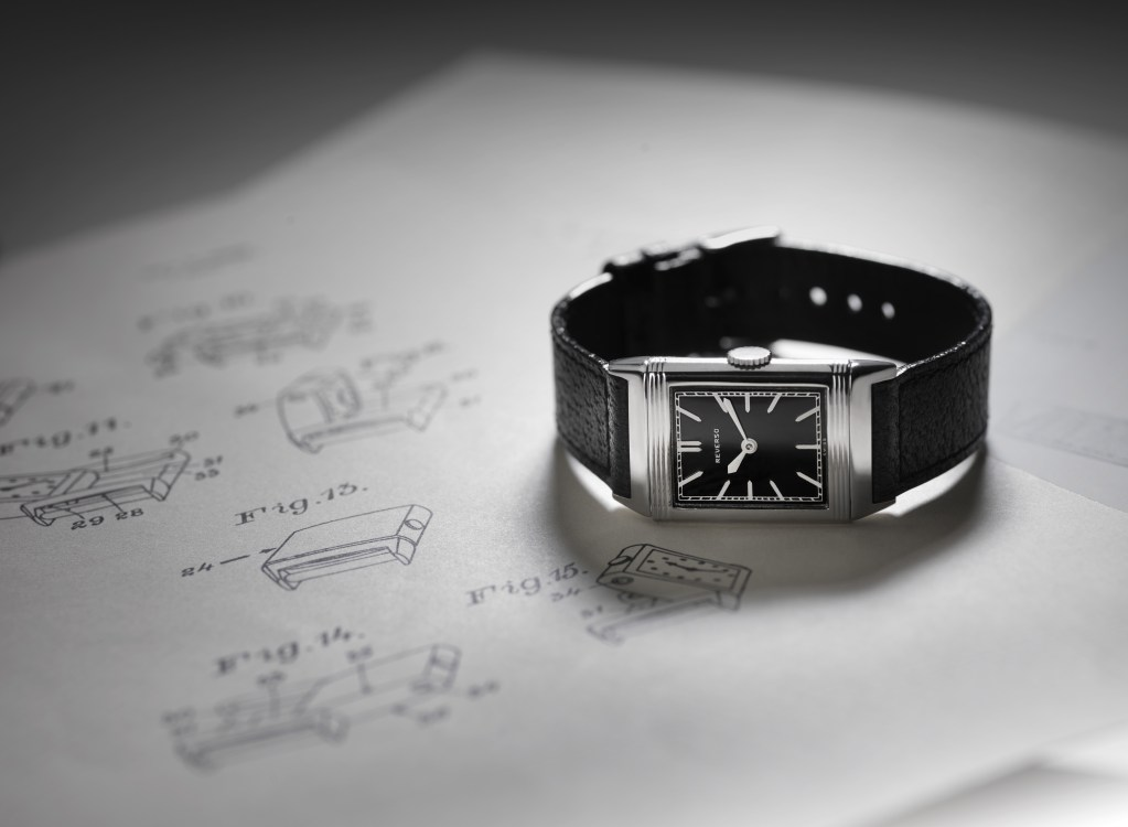 1931 Reverso with black dial