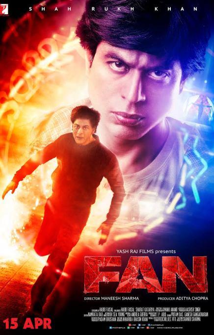 Fan, poster