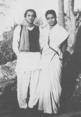 Annapurna and Ravi Shanker
