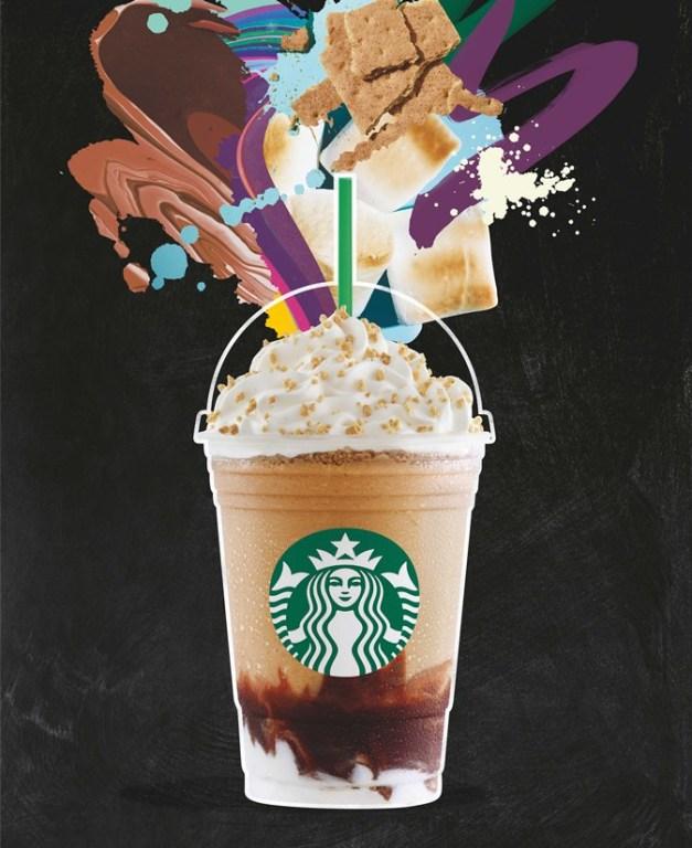 Roasted Marshmallow SMores  Frappuccino
