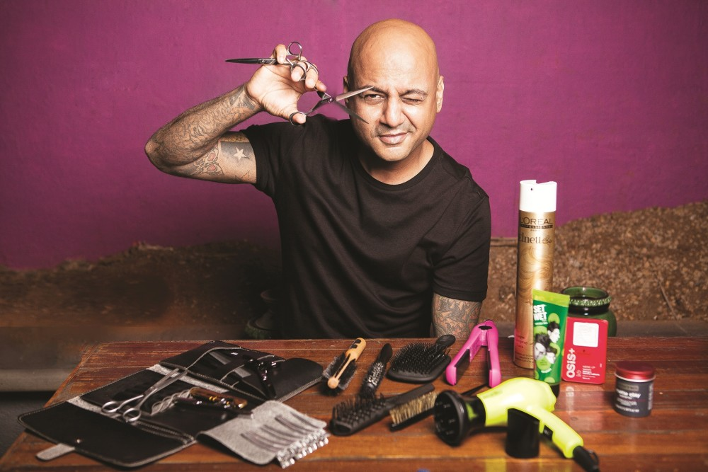Celebrity Hairstylist Aalim Hakim Reveals His Trade Secrets