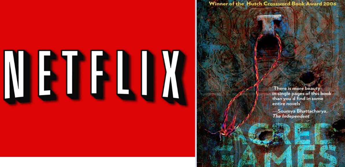 Netflix Teams With Phantom Films For Its First Indian Series Based On The Novel Sacred Games