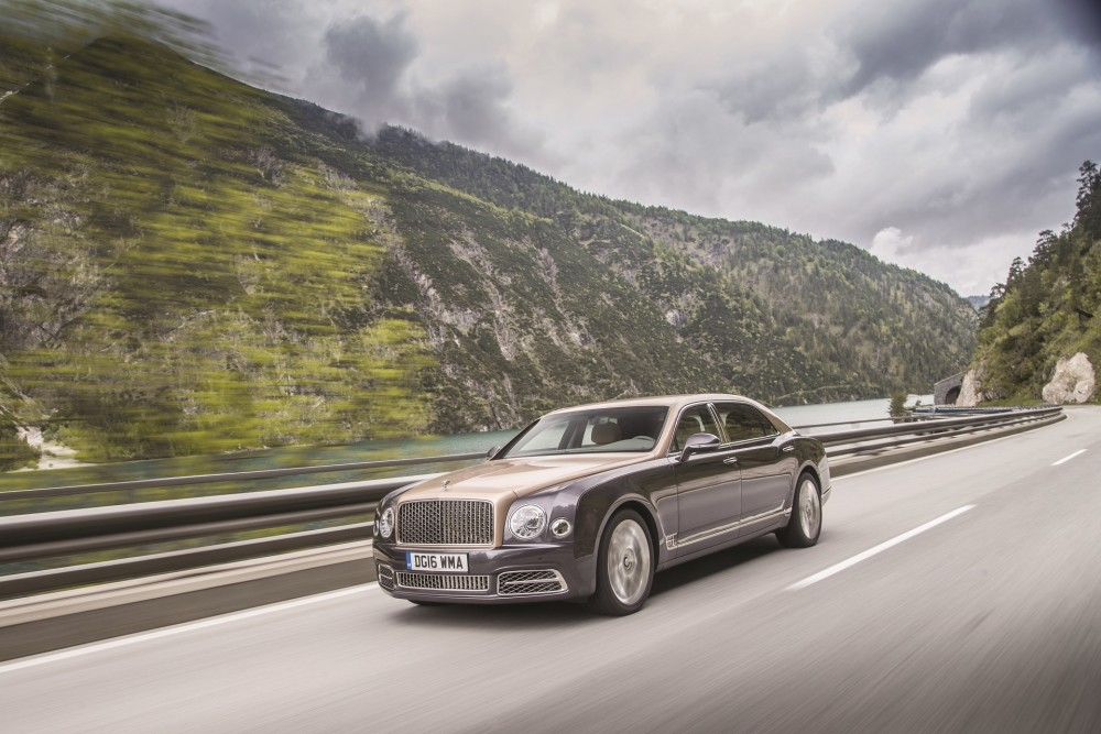 Why The Bentley Mulsanne Is The Ultimate Word In Luxury And Performance