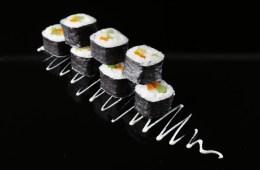 Ninja Prawn Sushi