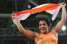 Sakhi Malik, Bronze winner, Rio Olympics