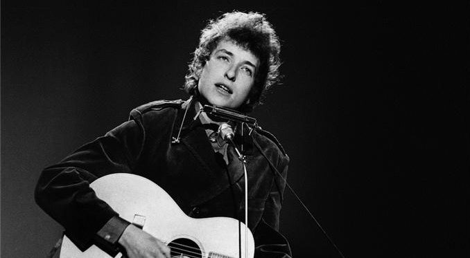 The Times They Are A-Changin': Bob Dylan Wins The 2016 Nobel Prize For Literature