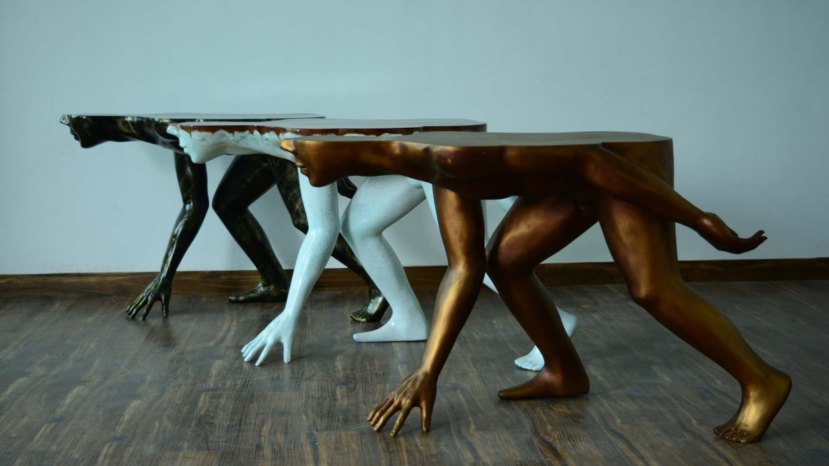 Check Out Bent Chair's Quirky Collection